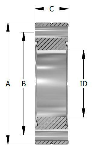Flange Schematic