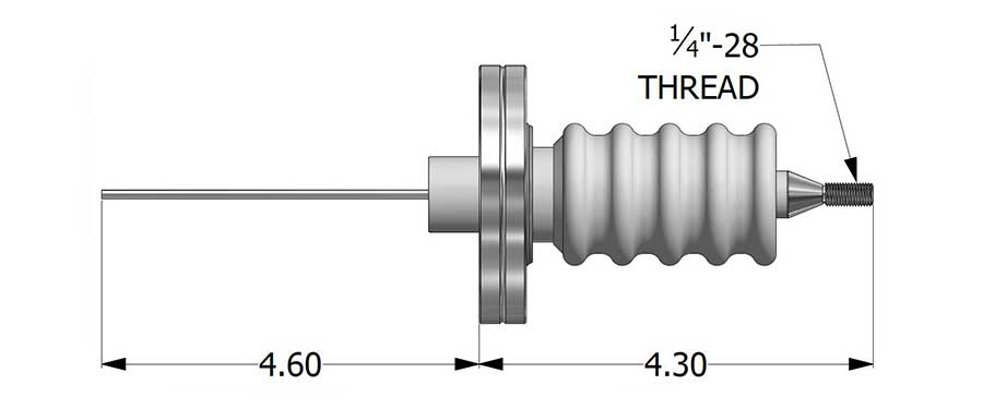 Power Feedthrough Schematic