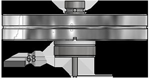 BNC Feedthrough Schematic