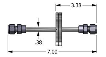 Liquid Feedthrough Schematic