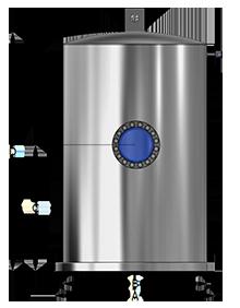 SJB Series Dual Wall Bell Jar Chambers
