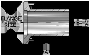SF-075-PVC Adapter