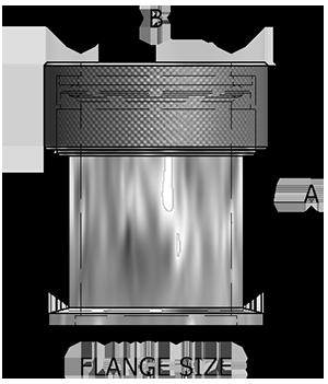SF-150-150-KM Adapter