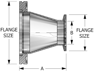 SFCR-250-150 Fitting