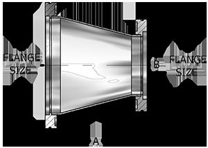 SFCR-400-250 Fitting