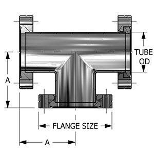 VF-151 Tee Fitting