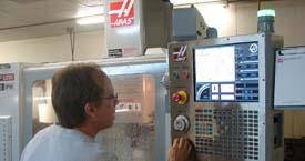 CNC Machining Capability